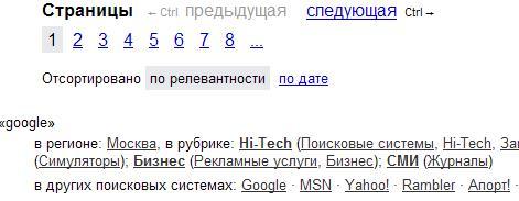 Чем обусловлена популярность Яндекса?