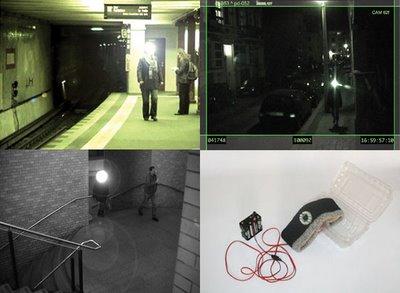I R A.S.C.   невидимость для камер наблюдения