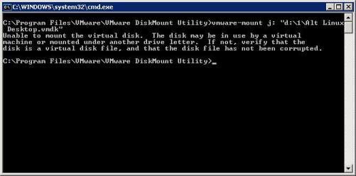 VMware DiskMount Utility   Способ подключить VMware Virtual Disks без VMware