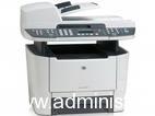 HP LaserJet M2727nf MFP   неполноценный факс