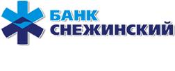 О логотипе банка Снежинский