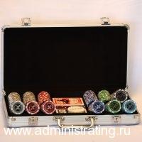 Набор для покера как инструмент проведения досуга