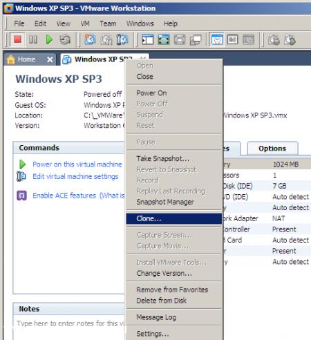 Как клонировать виртуальные машины VMware ESXi