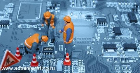 Преимущества  обслуживания в компьютерных сервисных центрах